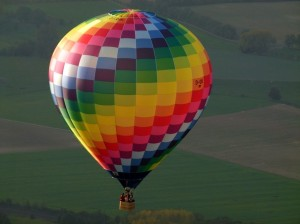 Heißluftballon Ballonteam Hamm-Bochum