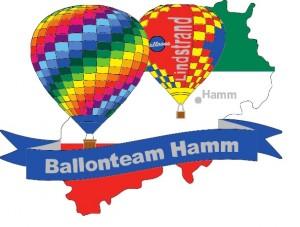 Ballonpin Ballonteam-Hamm
